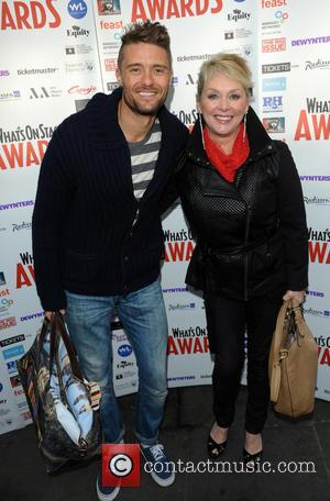 Ben Freeman and Cheryl Baker