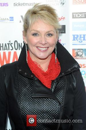 Cheryl Baker - Whatsonstage.com Awards Nominations launch party held at Café de Paris - Arrivals - London, United Kingdom -...