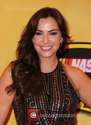 Ingrid Vandebosch - 2013 Nascar Sprint Cup Series Awards at Wynn Las Vegas - Las Vegas, Nevada, United States -...