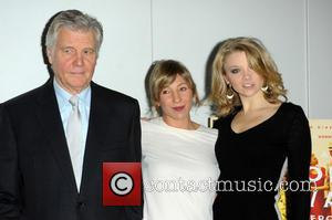 James Fox, Virginia Gilbert and Natalie Dormer