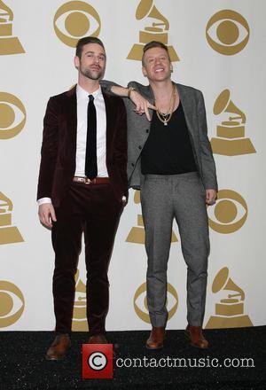 Ryan Lewis and Macklemore