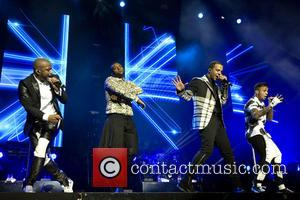 JLS - JLS performing live at The SSE Hydro as part of their 'JLS Goodbye - The Greatest Hits Tour'...