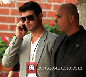 Blurred Lines Named U.k.'S Biggest-selling Single Of The Year