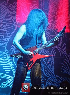 Morbid Angel - Morbid Angel performs at The Culture Room in Fort Lauderdale - Fort Lauderdale, Florida, United States -...