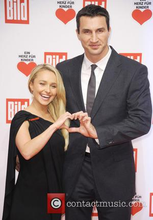 Hayden Panettiere - 'A Heart for Children' charity gala