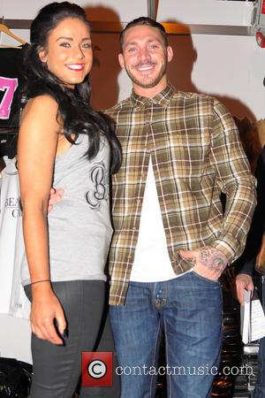 Vicki Pattison and Kirk Norcross
