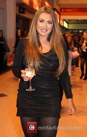 Lauren Goodger - Clothes Show Live at Birmingham's NEC - Day 2 - Birmingham, United Kingdom - Saturday 7th December...