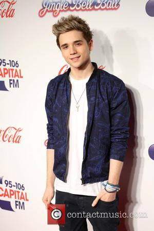 Elyar Fox - Capital FM Jingle Bell Ball 2013 held at the O2 arena - Arrivals - London, United Kingdom...
