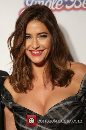 Lisa Snowdon - Capital FM Jingle Bell Ball 2013 held at the O2 arena - Arrivals - London, United Kingdom...