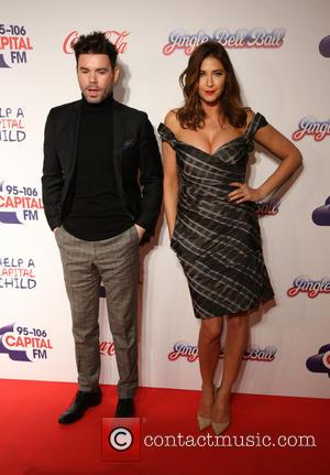 Lisa Snowdon and Dave Berry