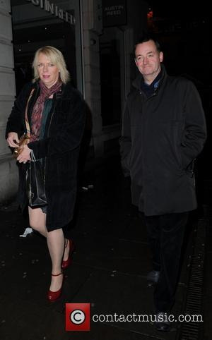 Sue Johnston and Craig Cash