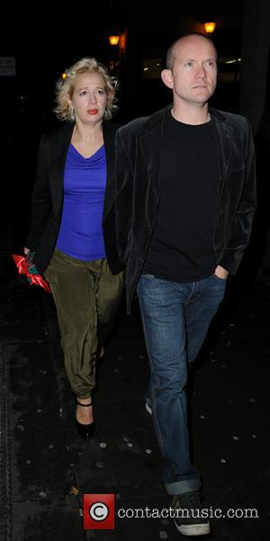 Katy Cavanagh and Chris Jupe