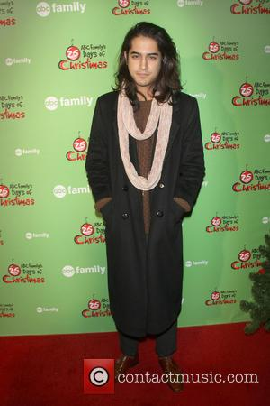 Avan Jogia - 25 Days Of Christmas Winter Wonderland event at the Rockefeller Center - New York City, United States...