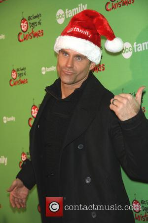 Cameron Mathison - 25 Days Of Christmas Winter Wonderland event at the Rockefeller Center - New York City, United States...
