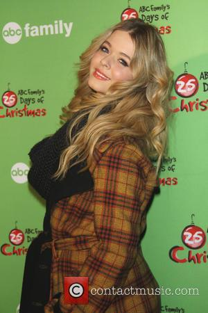 Sasha Pieterse - 25 Days Of Christmas Winter Wonderland event at the Rockefeller Center - New York City, United States...