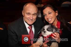Ray Kelly and Wendy Diamond