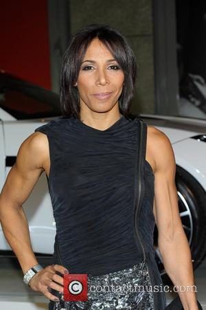 Kelly Holmes - Jaguar Academy of Sport annual awards at The Royal Opera House - Arrivals - London, United Kingdom...