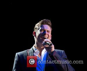 Lee Ryan - Blue perform at Phones 4 U Arena Manchester England 08.12.2013 - Manchester, United Kingdom - Sunday 8th...
