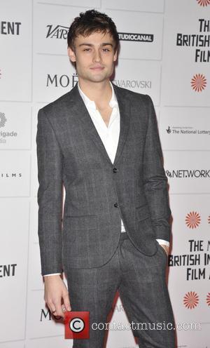 Douglas Booth - Moet British Independent Film Awards held at Old Billingsgate Market - Arrivals - London, United Kingdom -...