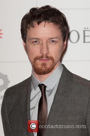 James McAvoy, British Independent Film Awards