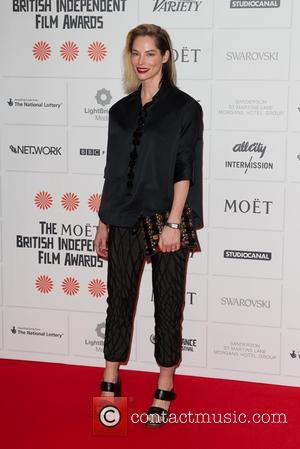 Sienna Guillory - Moet British Independent Film Awards held at Old Billingsgate Market - Arrivals - London, United Kingdom -...