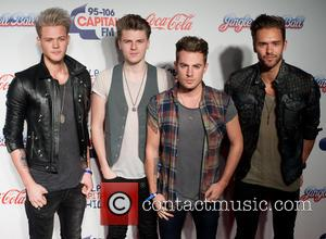 Lawson - Capital FM Jingle Bell Ball 2013 held at the O2 arena - Day 2 - Arrivals - London,...