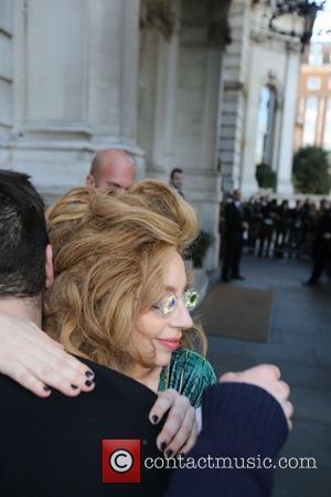 Lady Gaga Celebrates Artpop With Intimate London Gig