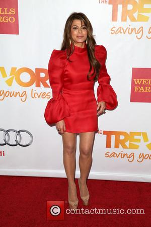 Paula Abdul - Celebrities attend 'TrevorLIVE LA' honoring Jane Lynch and Toyota for the Trevor Project at Hollywood Palladium. -...