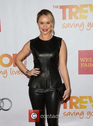 Becca Tobin - Celebrities attend 'TrevorLIVE LA' honoring Jane Lynch and Toyota for the Trevor Project at Hollywood Palladium. -...