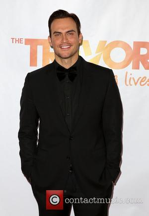 Cheyenne Jackson - Celebrities attend 'TrevorLIVE LA' honoring Jane Lynch and Toyota for the Trevor Project at Hollywood Palladium. -...