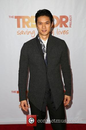 Harry Shum Jr. - Celebrities attend 'TrevorLIVE LA' honoring Jane Lynch and Toyota for the Trevor Project at Hollywood Palladium....