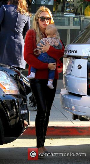 Petra Ecclestone and Lavinia Stunt - Petra Ecclestone out and about with her baby daughter Lavinia - Beverly Hills, California,...