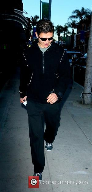 Rick Yune - Fast and The Furious star, Rick Yune walking along on Bedford Drive in Beverly Hills - Los...
