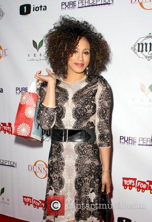 Margot Bingham - Pure Perception presents the 6th Annual Manifest Your Destiny Toy Drive - Hollywood, California, United States -...