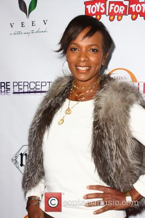 Vanessa Bell Calloway - Pure Perception presents the 6th Annual Manifest Your Destiny Toy Drive - Hollywood, California, United States...