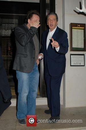 Charles Saatchi - Celebrities at 34 Restaurant in Mayfair - London, United Kingdom - Monday 9th December 2013