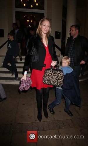 Jade Parfitt - Press night for 'Aladdin' at the New Wimbledon Theatre - Arrivals - London, United Kingdom - Monday...