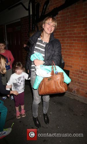 Sara Cox - Press night for 'Aladdin' at the New Wimbledon Theatre - Arrivals - London, United Kingdom - Monday...