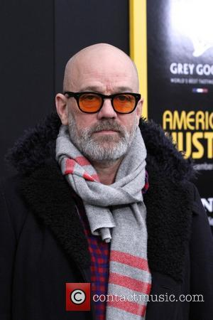 Michael Stipe - the 'American Hustle' screening at Ziegfeld Theater on December 8, 2013 in New York City. - New...