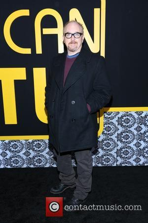 Louis C.K. - the 'American Hustle' screening at Ziegfeld Theater on December 8, 2013 in New York City. - New...