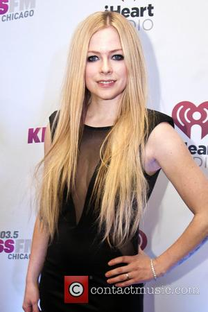 Avril Lavigne - 103.5 KISS FM Jingle Ball 2013 at the United Center Chicago - Arrivals - Chicago, Illinois, United...