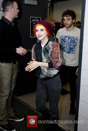 Paramore - 103.5 KISS FM Jingle Ball 2013 at the United Center Chicago - Arrivals - Chicago, Illinois, United States...