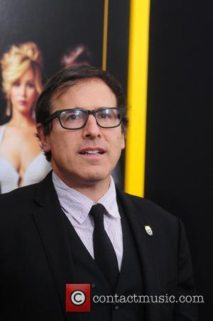 David O. Russell - World Premiere of American Hustle - NY, New York, United States - Monday 9th December 2013