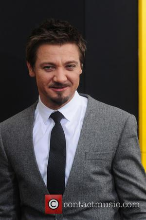 Jeremy Renner - World Premiere of American Hustle - NY, New York, United States - Monday 9th December 2013