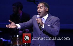 Norm Lewis - The York Theatre Company's 22nd Oscar Hammerstein Award Gala, held at the Hudson Theatre - Performance. -...