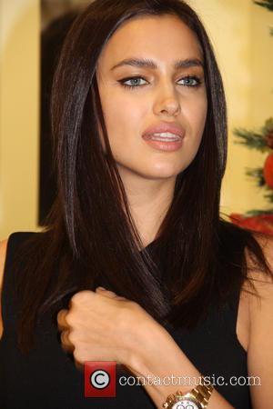 Irina Shayak - Supermodel Irina Shayk at the ASPCA's Adoption Center - New York City, New York, United States -...