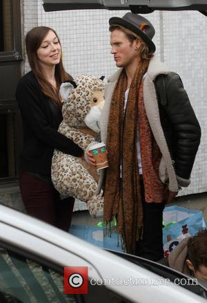 Dougie Poynter - Celebrities at ITV studios on Upper Ground - London, United Kingdom - Tuesday 10th December 2013