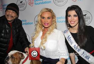 Ice-t, Coco Austin and Amanda Mason