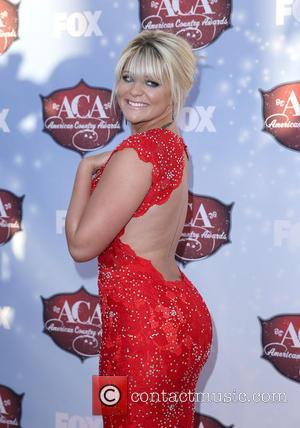 Lauren Alaina - 2013 American Country Awards at Mandalay Bay Resort and Casino - Arrivals - Las Vegas, Nevada, United...