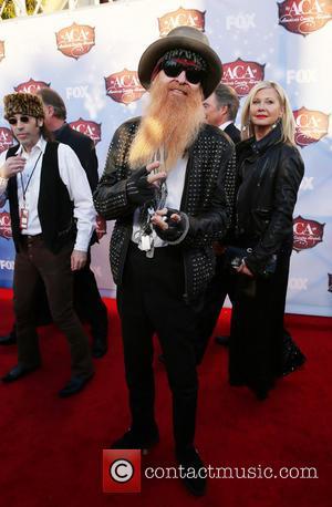 Billy Gibbons - 2013 American Country Awards held at Mandalay Bay Resort and Casino - Arrivals - Las Vegas, Nevada,...